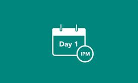 IPM: Calendar - Day 1